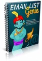 Email List Genie Plr Ebook