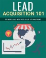 Lead Acquisition 101 PLR Ebook