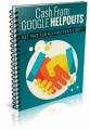 Cash From Google Helpouts Plr Ebook