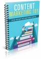 Content Marketing 101 Plr Ebook