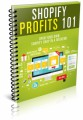 Shopify Profits 101 Plr Ebook