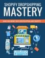 Shopify Dropshipping Mastery Plr Ebook
