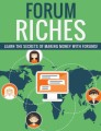 Forum Riches Plr Ebook