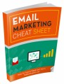 Email Marketing Cheat Sheet MRR Ebook With Video
