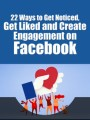 Get Liked And Create Engagement On Facebook PLR Ebook