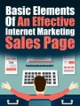Effective Internet Marketing Sales Page PLR Ebook