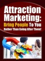 Attraction Marketing PLR Ebook
