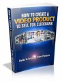 How To Create A Video Product To Sell For Clickbank Plr Ebook
