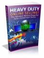 Heavy Duty Online Selling Plr Ebook