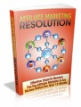 Affiliate Marketing Resolution Plr Ebook