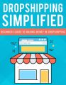 Dropshipping Simplified PLR Ebook